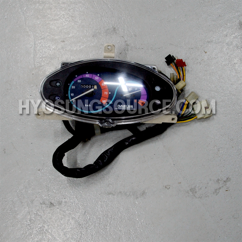 Genuine Speedometer Instrument (carburetor / LCD type