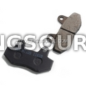 Brake pad Set Daelim CA110 (OEM)