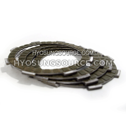 Clutch Drive Plate SET (4) Daelim Citiace110