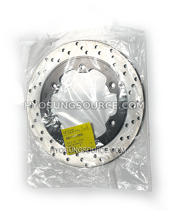 Rear Brake Disc Hyosung RX125SM