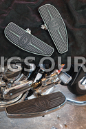 Footboard SET Hyosung ST7