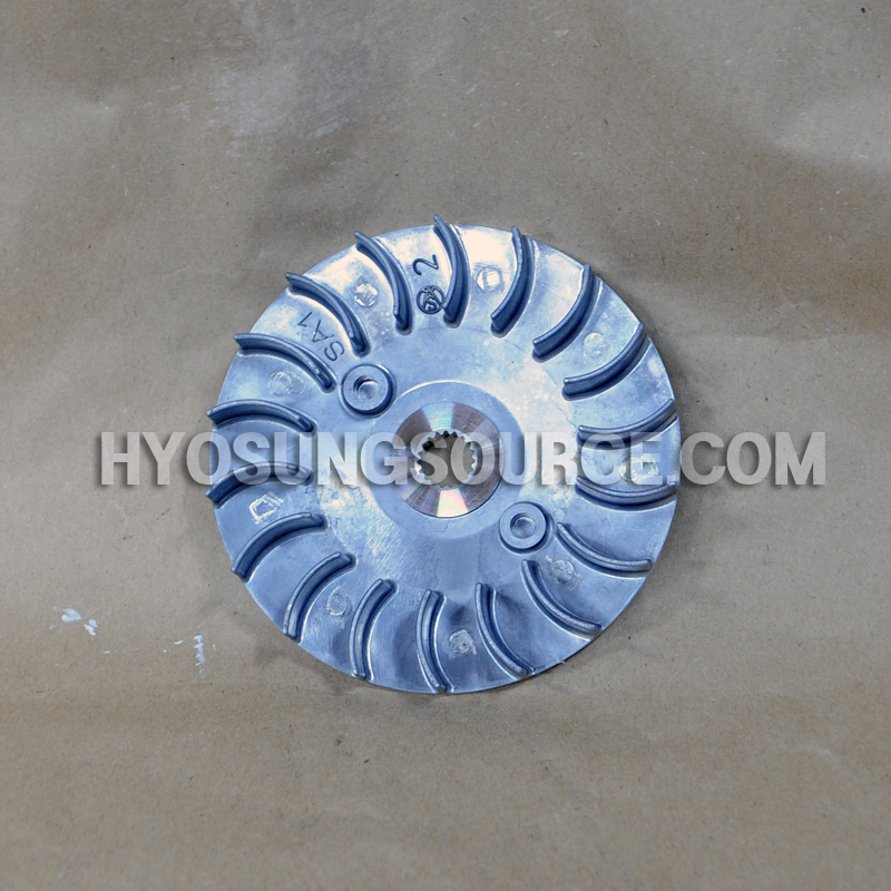 Aftermarket Clutch Primary Fixed Sheave SL125 SQ125 S2 125