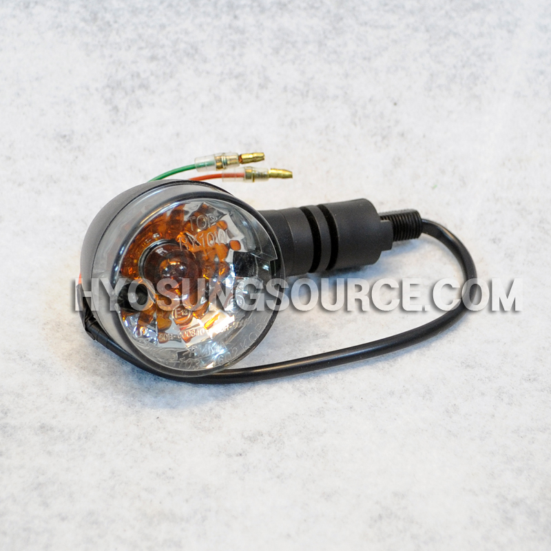 Genuine Rear Right Turn Signal Clear Lens Daelim VJ125