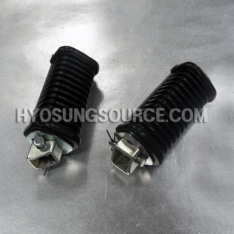 Aftermarket Rear Passenger Foot Peg Set Hyosung GV125 GV250