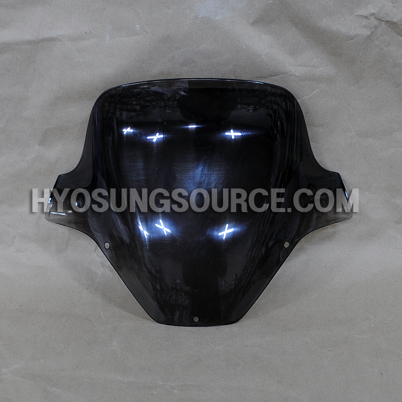 Aftermarket Smoke Windscreen Daelim SL125 HISTORY 125