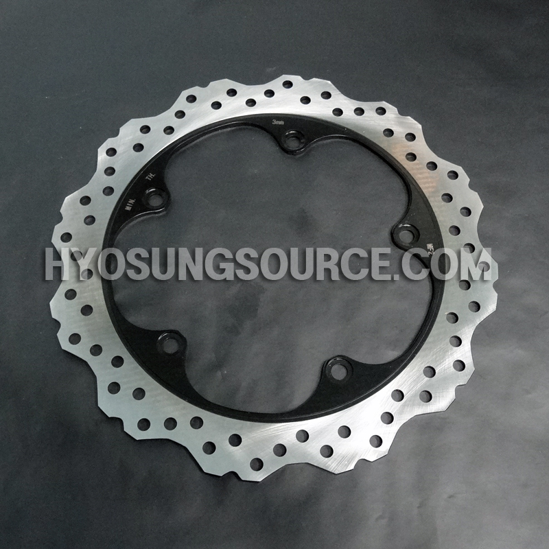 Genuine Front Brake Disc Rotor Hyosung GD250N GD250 GD250R