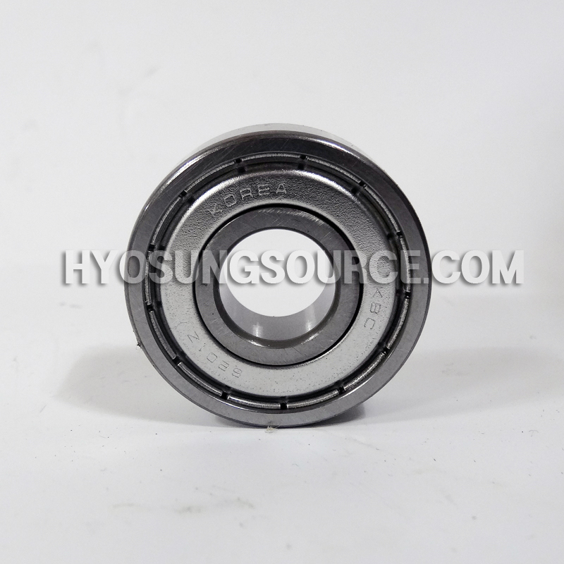 6201 Front Wheel Bearing For Daelim SH100 Delpino
