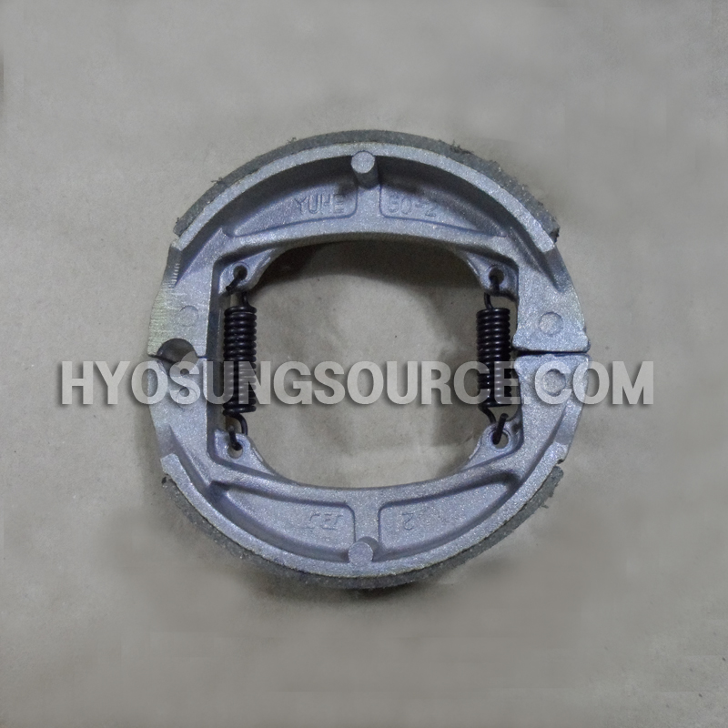 Aftermarket Rear Brake Drum Shoes Hyousng SF50R SF50B SB50 SD50