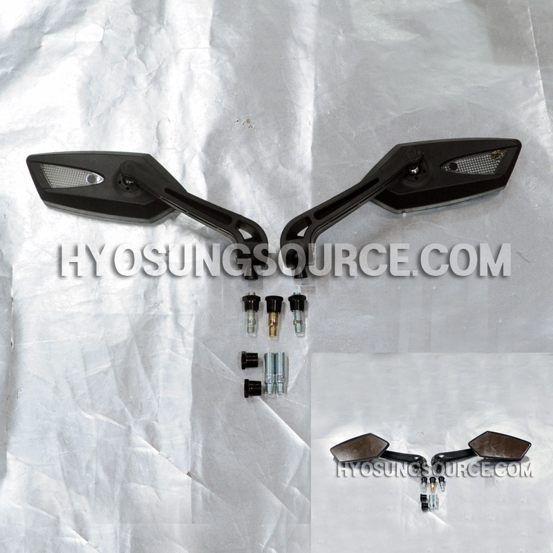 Genuine Side Rearview Mirrors VJ125 GT125 GT250 Naked Models