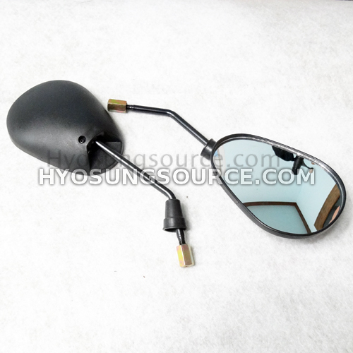 10MM Universal Mirrors for Scooters, Mopeds, Motorbikes