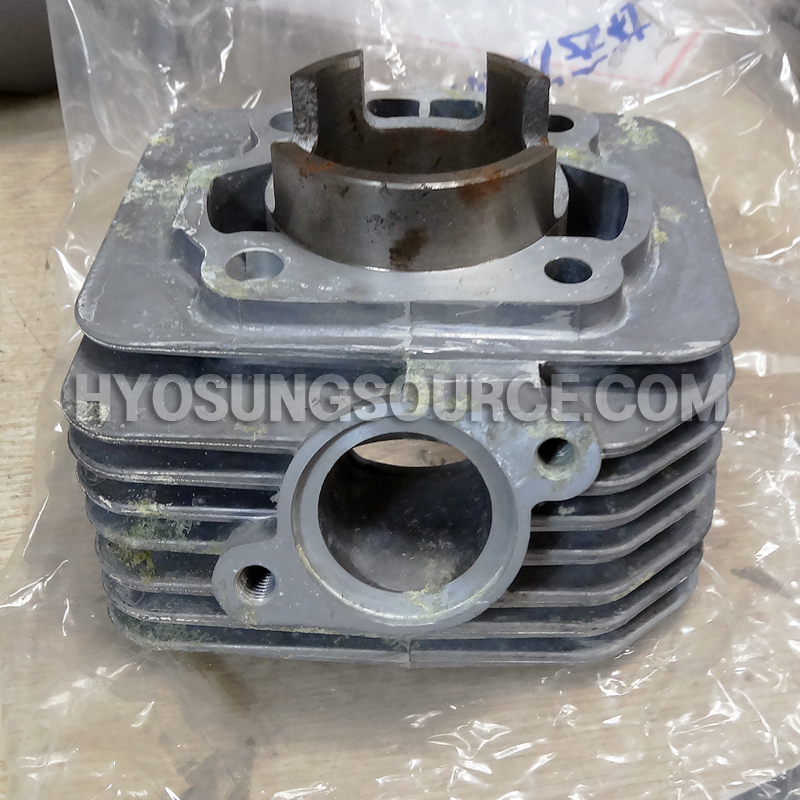 Genuine Engine Cylinder Used Hyosung SF100 Rally 100
