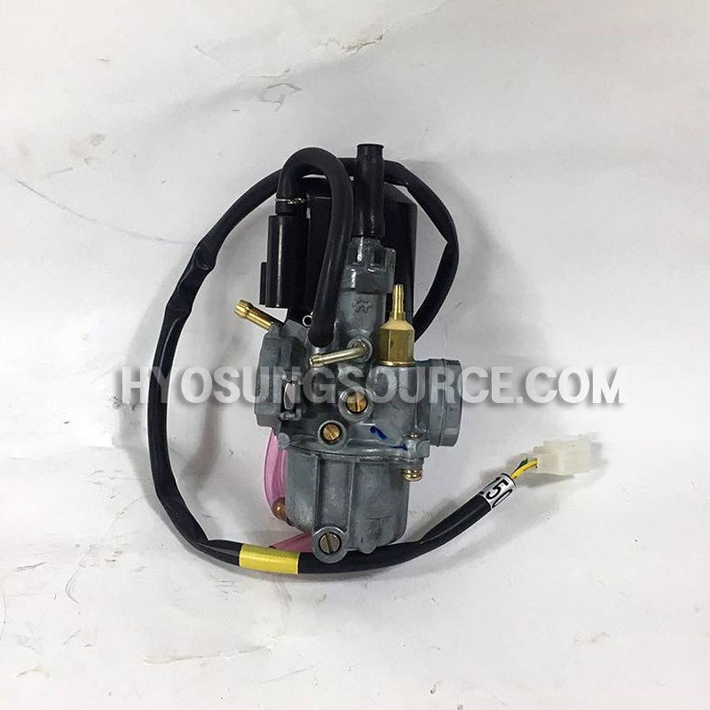 Genuine Carburetor Assy Newer Models Daelim SE50C SJ50 SE50