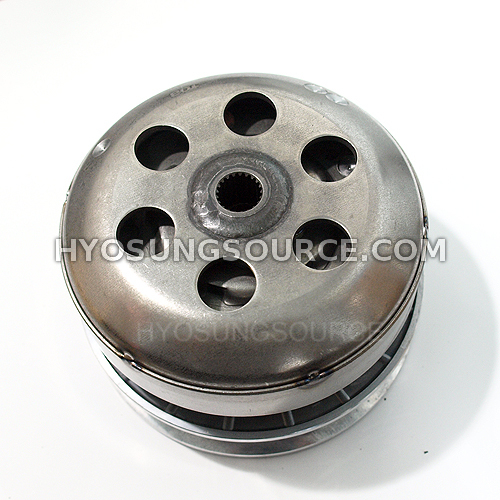 Genuine Rear Clutch Driven Pulley Assembly MS3 250