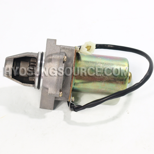 Genuine Engine Starter Motor Hyosung SF50R SB50ZR SD50
