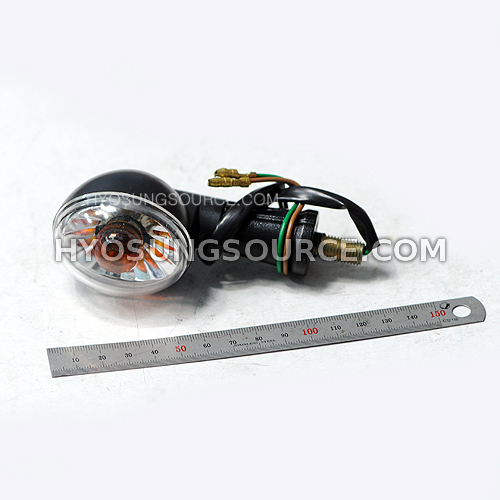 Aftermarket Rear Turn Signal Clear Lens Daelim SN125