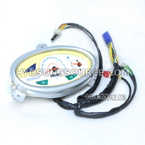 Genuine Speedometer Instrument Hysoung GPS125