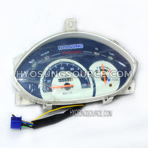 Genuine Speedometer Instrument Hysoung EZ100M