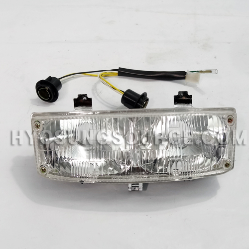 Aftermarket Head light Assembly Old Type Hyosung SB50