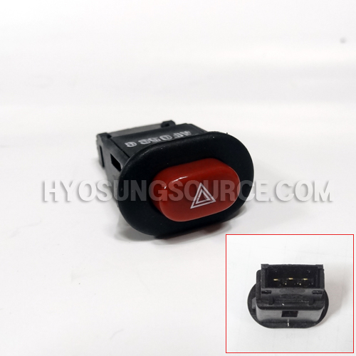 Hazard Warning Flasher Light Button Switch Daelim SL125 S1 125