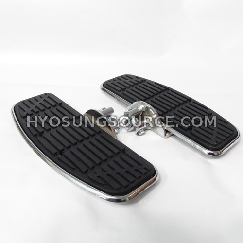Aftermarket Front Driver Footboards Hyosung GV125 GV250