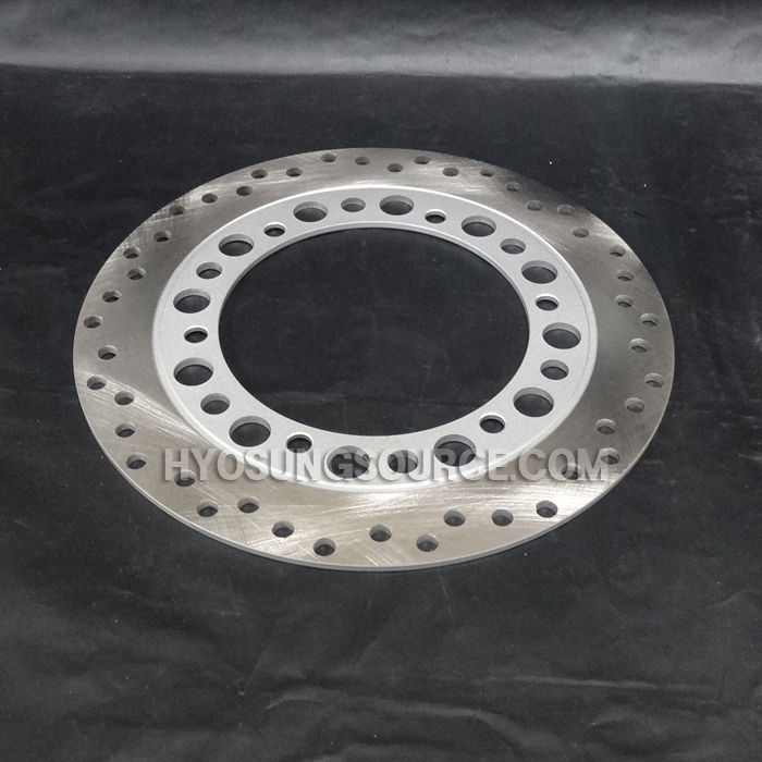 Aftermarket Front Left Brake Disc Rotor Daelim VL125 VL250