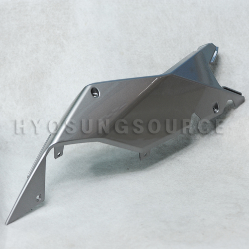 Genuine Right Side Cover Silver Hyosung GD250N