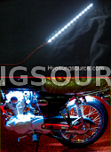 LED Lights for Motorcycles (white color)
