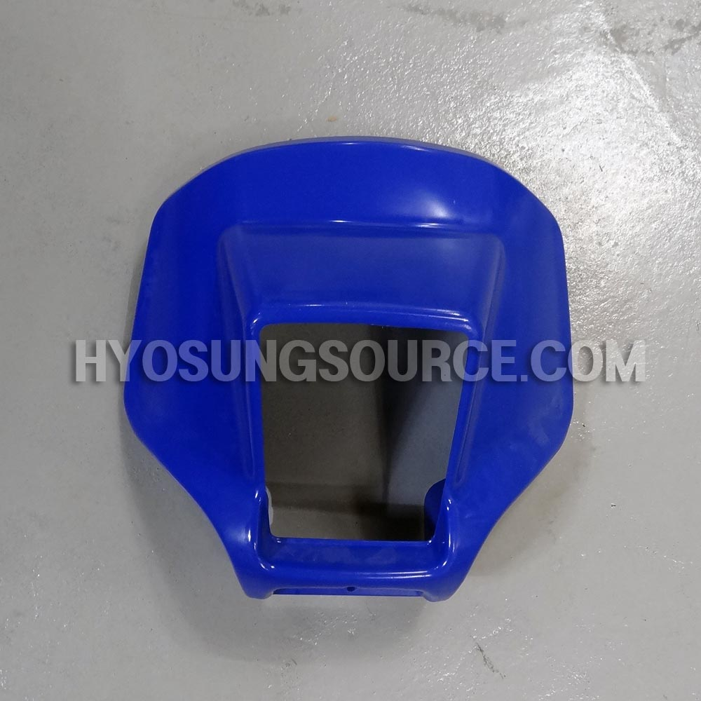 Genuine Front Headlight Faring Blue Hyosung RX125