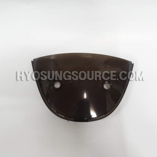 Genuine Dark Smoke Windscreen Daelim SE50C Bonita