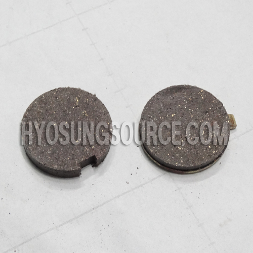 Genuine Front Brake Pads Hyosung GD125 GA125