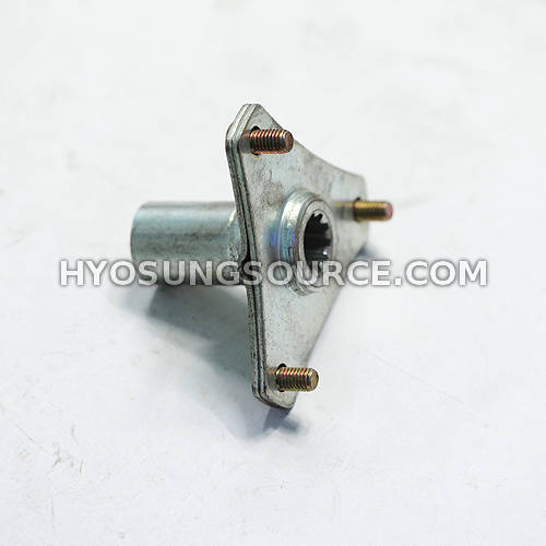 Genuine Rear Wheel Hub Hyosung TE50