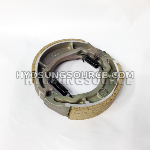 Genuine Rear Brake Drum Shoes Hyousng TE100 EZ100 SF100