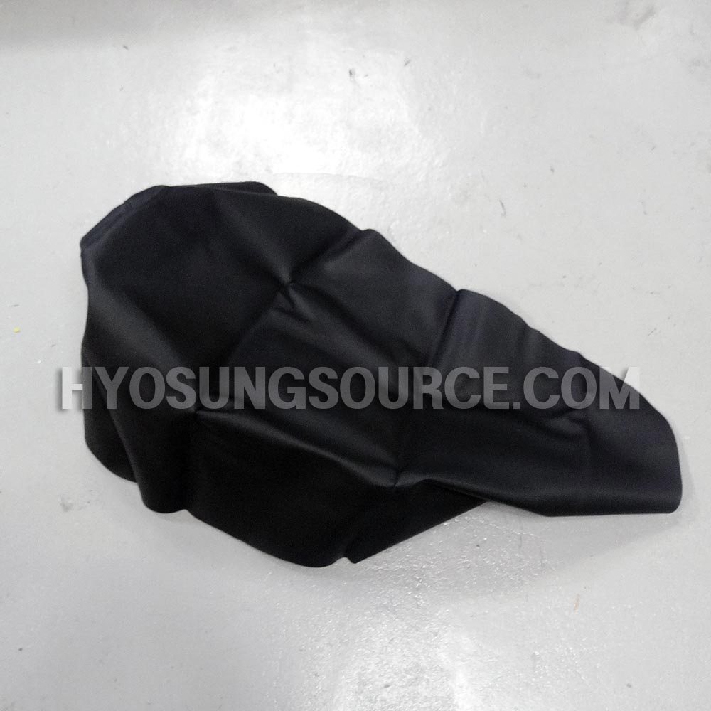 Black Seat Cover Replacement Daelim S1 125