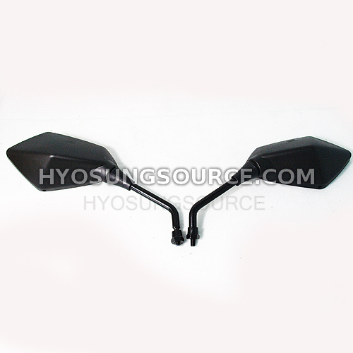 Genuine 8mm Side Rearview Mirrors Daelim S3 125 S3 250