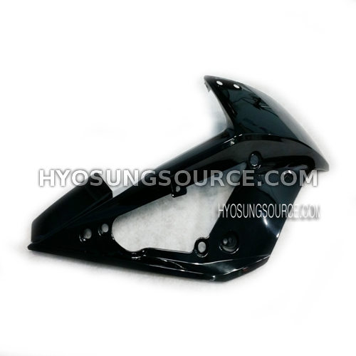Black Right Upper Cowling Fairing Hyosung GT250RC GT650RC 2013
