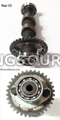 Engine Rear Exhaust Camshaft Assy Hyosung GT250 GT250R GV250