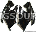 Black Left & Right Upper Cowling Fairings Hyosung GT250R GT650R