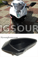 Genuine Air Duct Cowling Right Hyosung GT125R GT250R GT650R