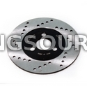 Aftermarket Front Brake Disc Rotor Hyosung SF50 EZ100 SB50 SD50