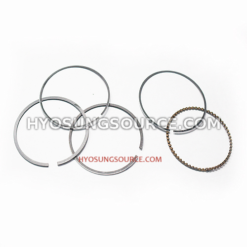 Genuine Engine Piston Rings Set Daelim SL125 SN125 S1 125 S2 125