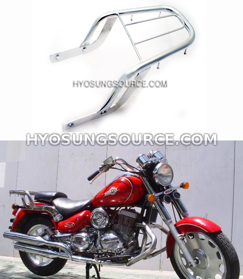 Aftermarket Rear Luggage Carrier Rack Daelim VT125 VL125 VL250