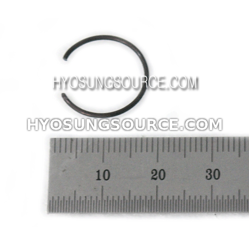 Genuine Engine Piston Wrist Pin Circlip Daelim Various Models