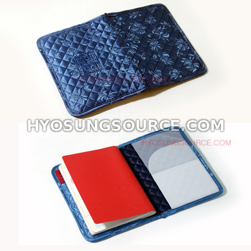 Unisex Korean Style Beautiful Passport Cover Case